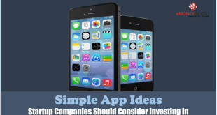 Simple App Ideas Startup Companies