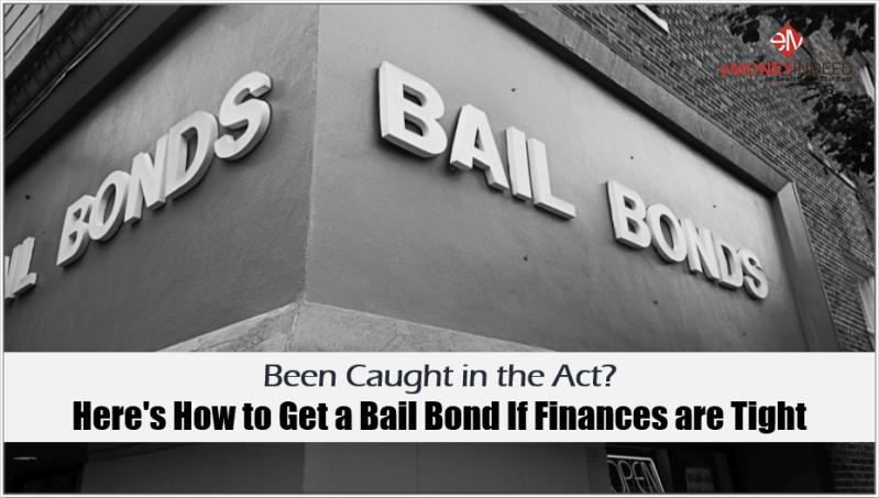 how to get a bail bond
