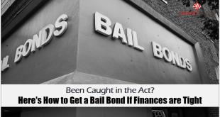 how to get a bail bond