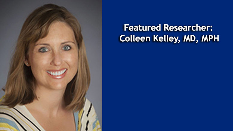 Featured Researcher: Colleen Kelley - Emory Daily Pulse