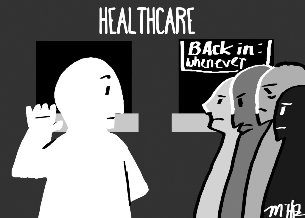 Image result for equal health cartoon
