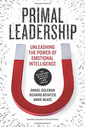 Book cover: Primal Leadership