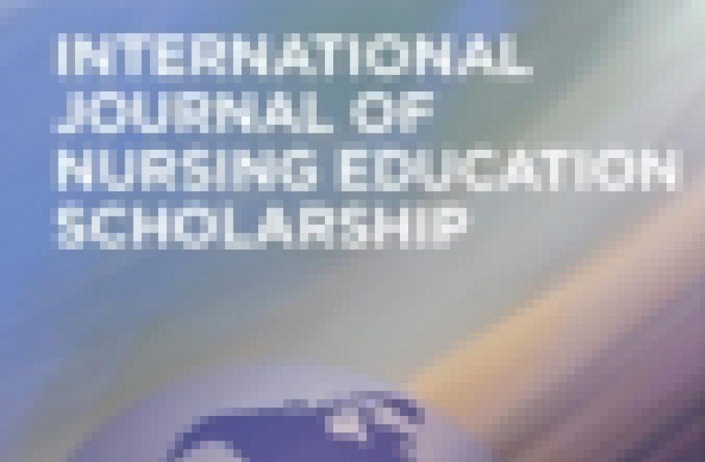 International Journal of Nursing Education Scholarship