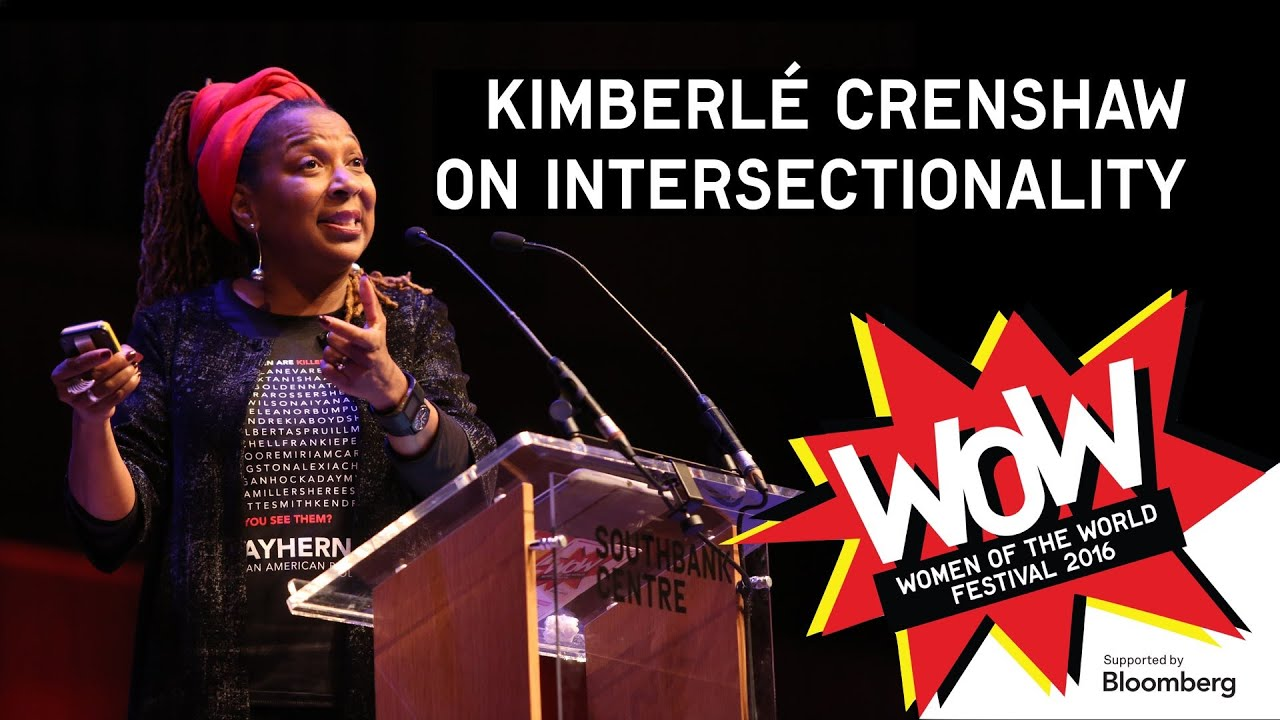 Kimberlé Crenshaw, On Intersectionality, WOW 2016