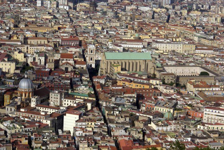 Centro Storico Napoli Spaccanapoli