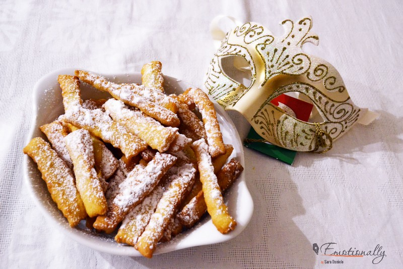 Chiacchiere Carnevale ricetta napoletana