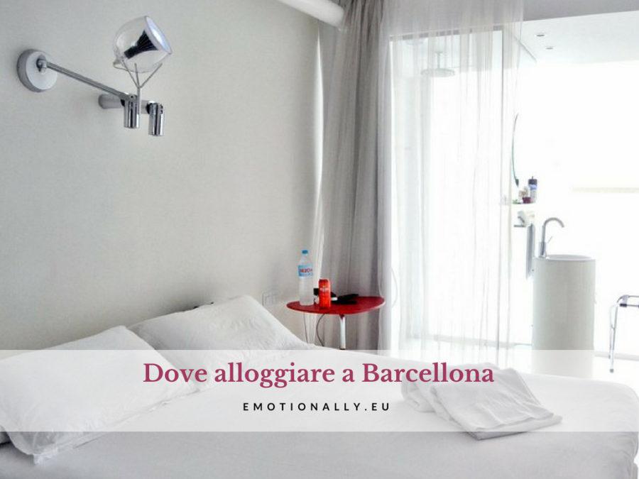 Dove alloggiare a Barcellona: le 7 zone migliori della città