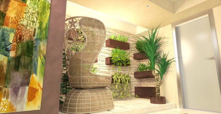 Home design ispirazioni per realizzare un giardino d for Arredare giardino d inverno