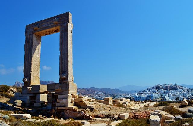 Isole greche Naxos