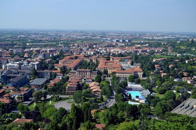 Rocca Visitare Bergamo
