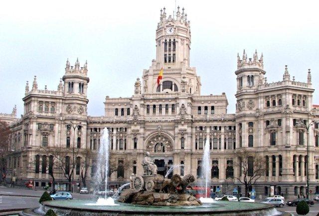 Cosa vedere a Madrid Plaza de Cibeles