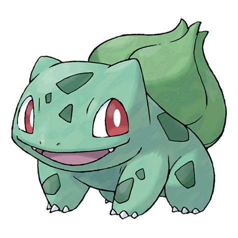 bubassaur pokémon