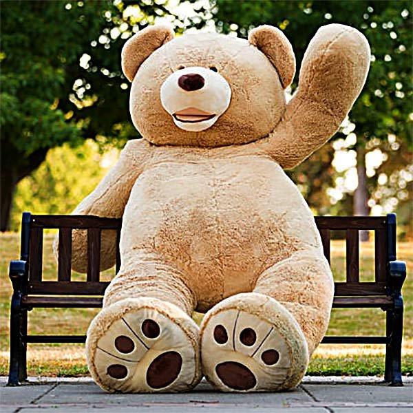 Ursos-de-Pelúcia-Gigantes49