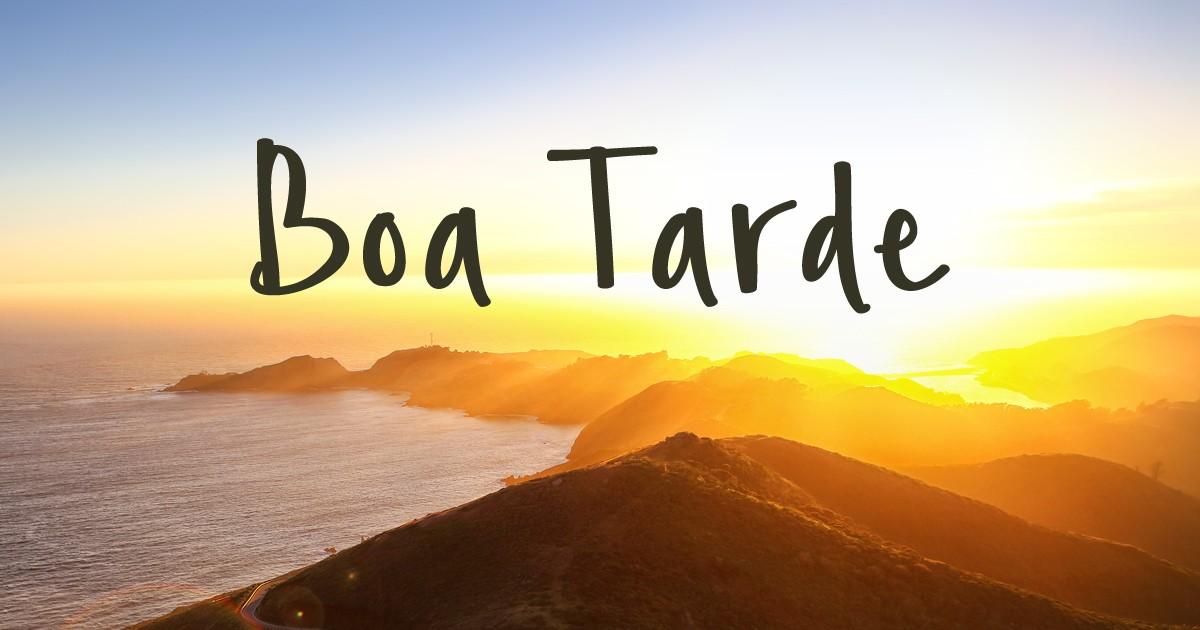 Imagens De Boa Tarde + Frases/Mensagens