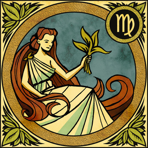 Virgo --- Image by © Harry Briggs/Corbis