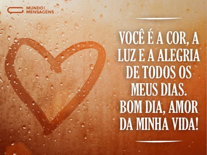 Bom Dia Amor: Bom Dia Amor