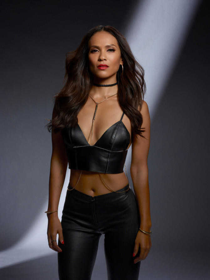 LUCIFER: Season 2 of LUCIFER premieres Monday, September 19th on FOX. Pictured: Lesley-Ann Brandt. ©2016 Fox Broadcasting Co. CR: Brendan Meadows/FOX