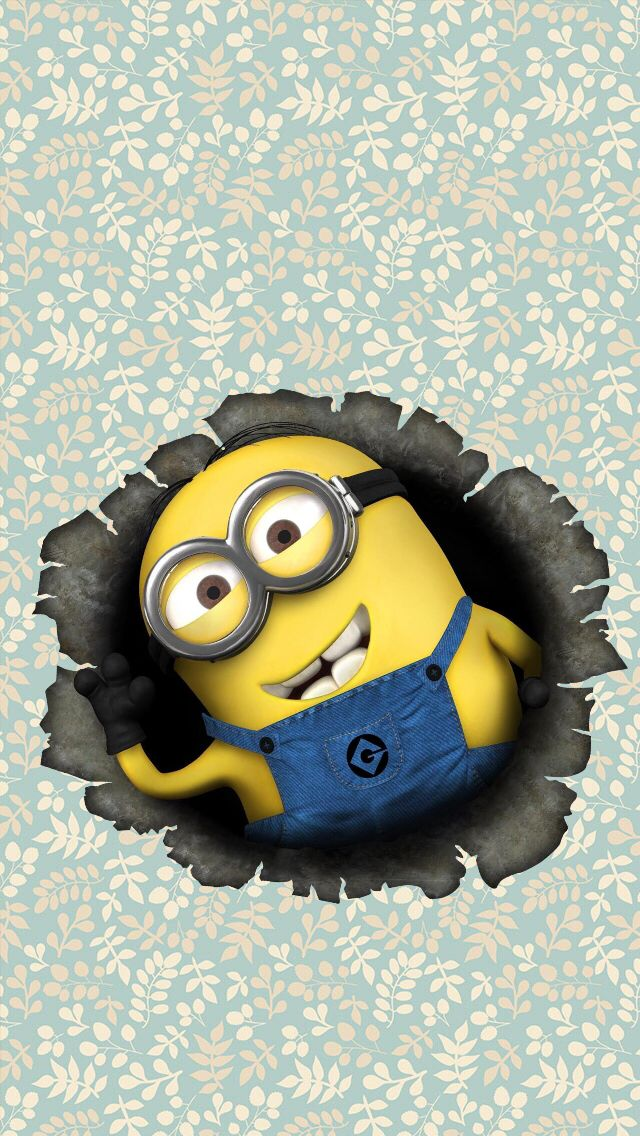 2cf9409a983fa750632d3e1675cf696f--phone-wallpapers-minion