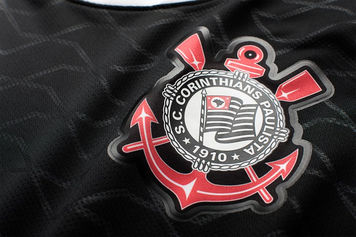 Sao Paulo, Brazil, Thursday - April 26, 2012:   The new Corinthians Jersey. (photo: Caio Guatelli)