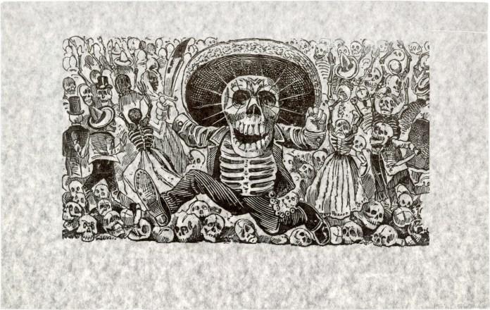 Calavera-mexicana