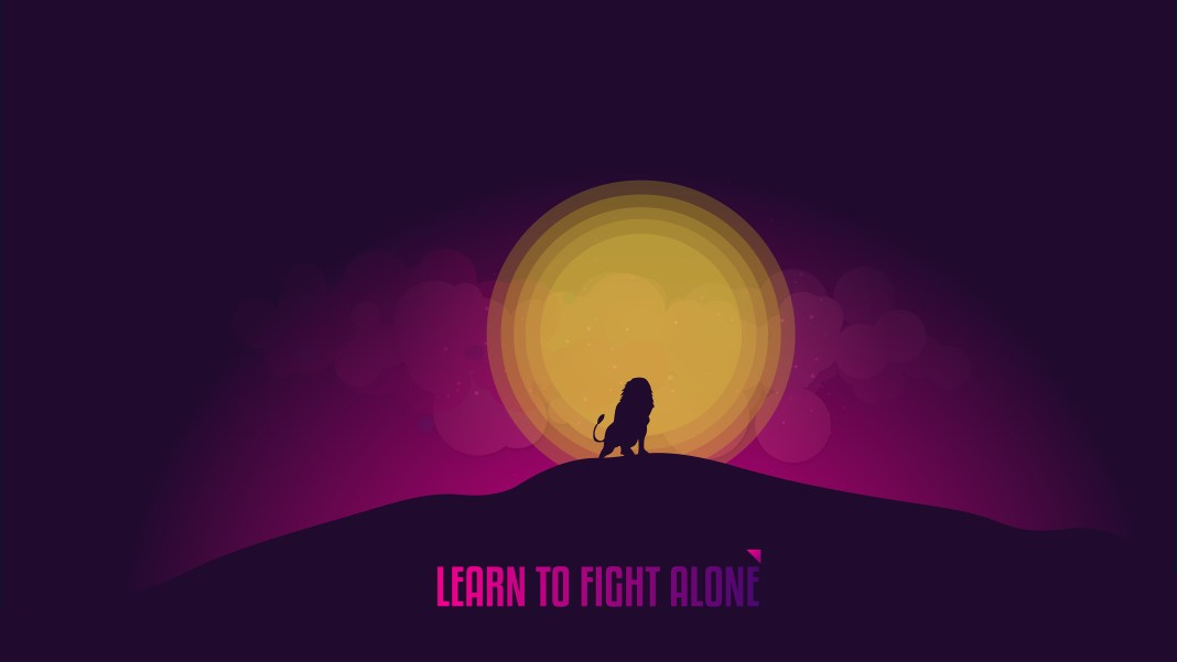 lean_to_fight_alone_4k-HD