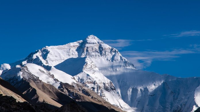 Fotos do Monte Everest