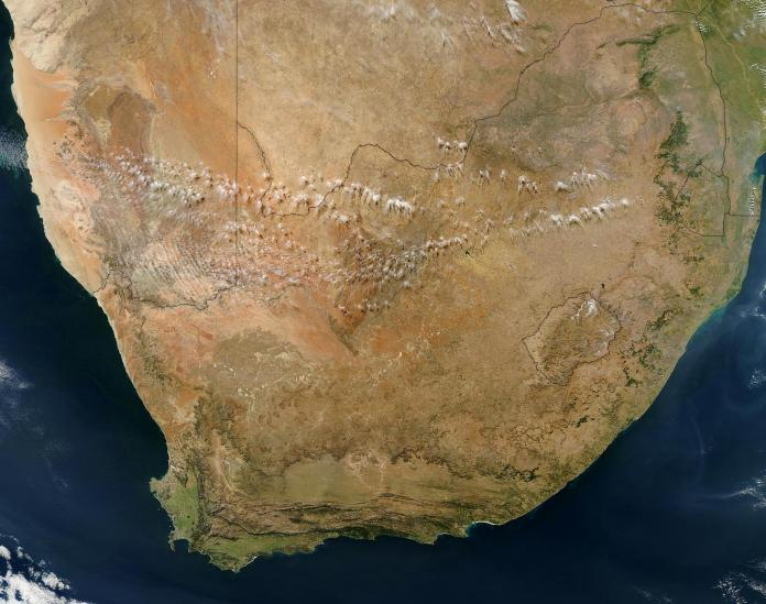 mapa-africa-sul