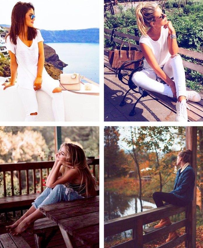 400 Fotos Tumblr De Amigas Sozinha Casal Na Praia E Mais