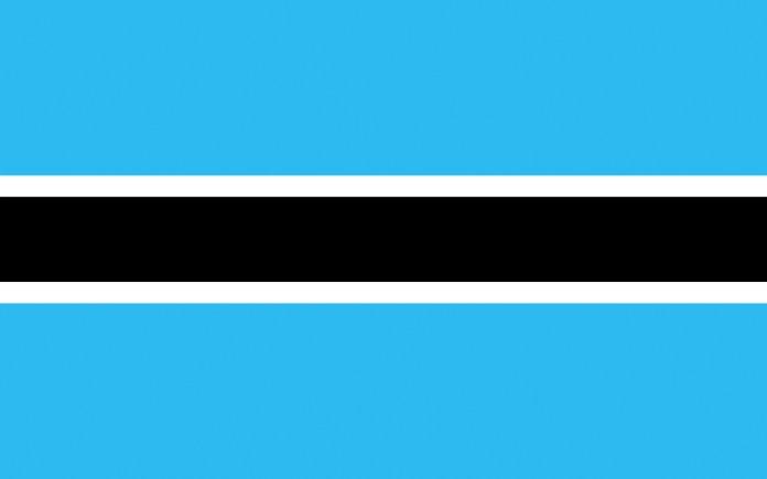 Bandeira da Botswana