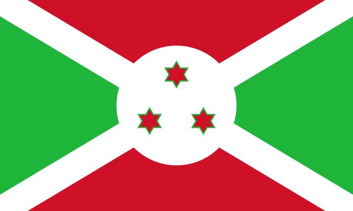 Bandeira de Burundi