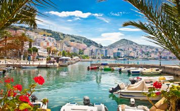 Fotos da Albania