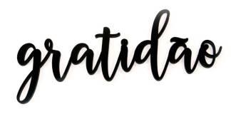 Imagens e frases de gratidão