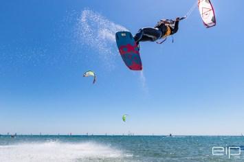 Sportfotografie Kitesurfen Prasonisi Beach Rhodos - emotioninpictures / Mario Bühner / Fotograf aus Graz