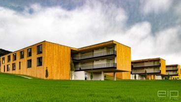 Architekturfotografie Mitarbeiter Häuser Red Bull Spielberg - emotioninpictures / Mario Bühner / Fotograf aus Graz