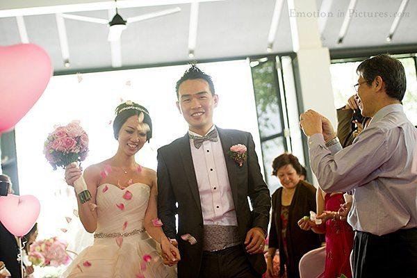 recessional-christian-wedding-ceremony-desa-parkcity-kuala-lumpur-malaysia