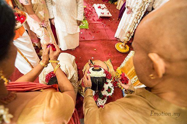 malayali-wedding-ceremony-blessing-putrajaya-malaysia