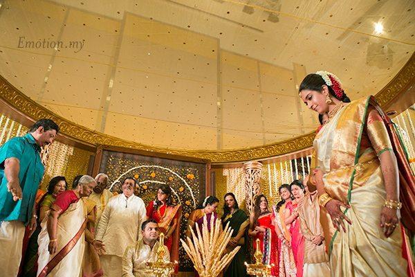 malayali-wedding-ceremony-bride-arrival-kuala-lumpur-malaysia