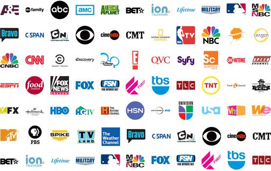 Image result for us tv networks