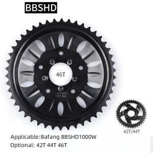 Chainwheel for Bafang BBSHD