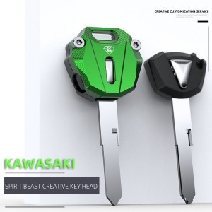 SPIRIT BEAST Motorcycle Key Case Cover Shell for Kawasaki
