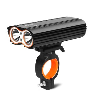 Bicycle Front Light USB Charging 360 ° Rotatable Waterproof Bike Headlight