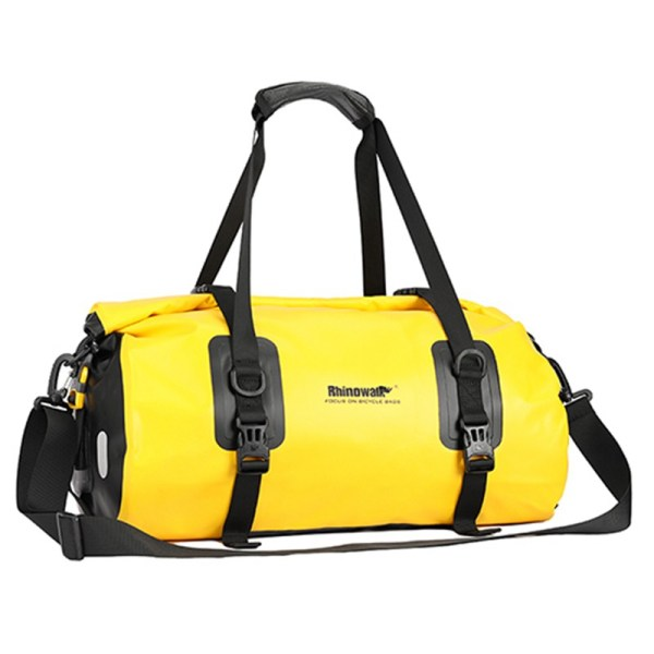 Bike Accessory 20L Waterproof Bike Bag High Capacity Bicycle Bag Shoulder Bag Multifunctional Fitness Bag