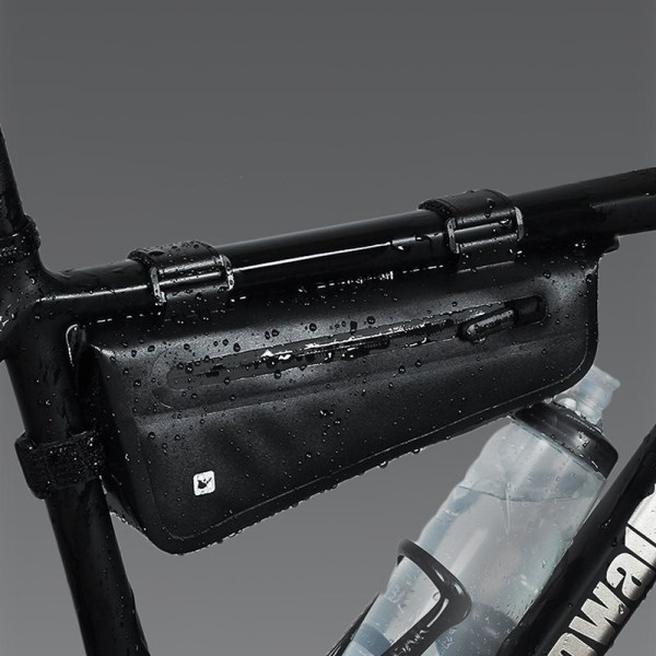Cycling Bike Triangle Bag Full Waterproof Front Tube Frame Bag