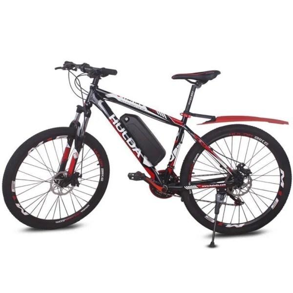 Ebike 36V 48V Lithium Battery Case Electric Bicycle Hailong Battery Box