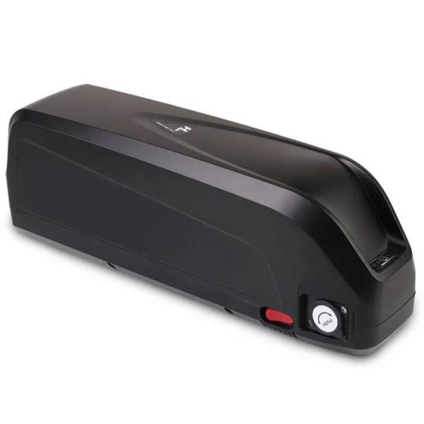 Ebike Battery Case HaiLong SSE-112 Battery Housing Downtube Lithium Battery Box with USB Port