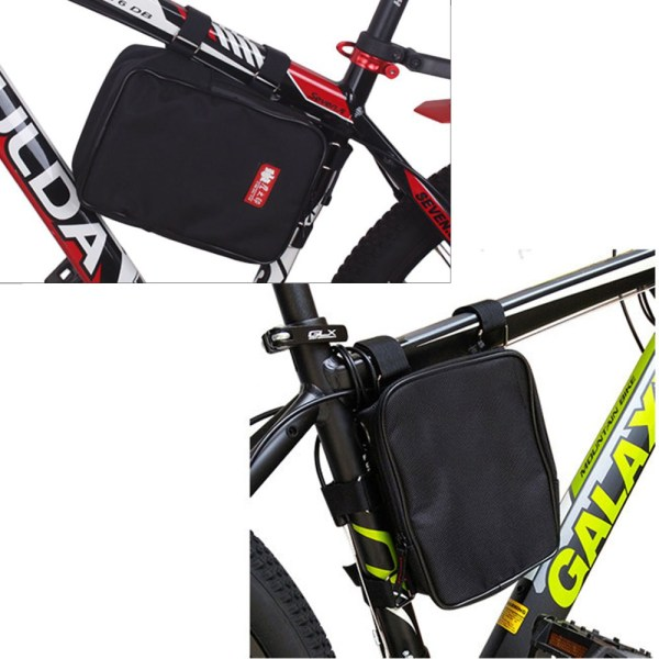 Ebike Lithium Battery Bag Electric Bicycle Frame Bag Controller Bag