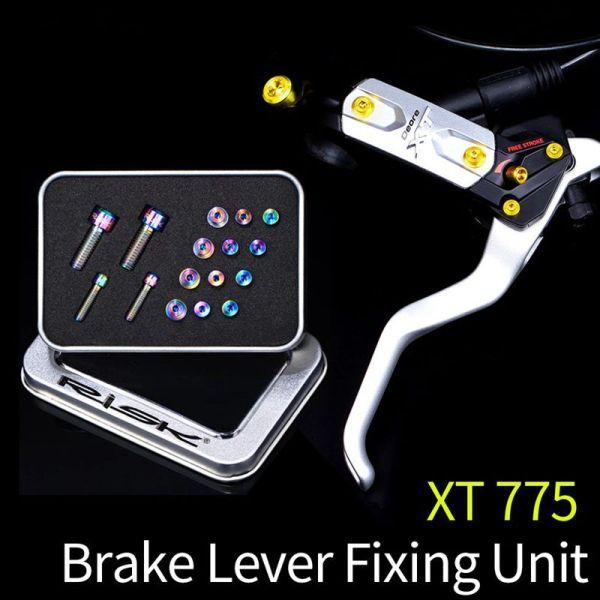 MTB Bicycle Hydraulic Disc Brake Handle Oil Cylinder Lid Bolt Screw for XT775 Hydraulic Disc Brake