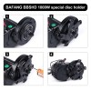 130 BCD Chainring Spider for 1000W Bafang Mid Drive Motor Conversion Kits BBS03 BBSHD
