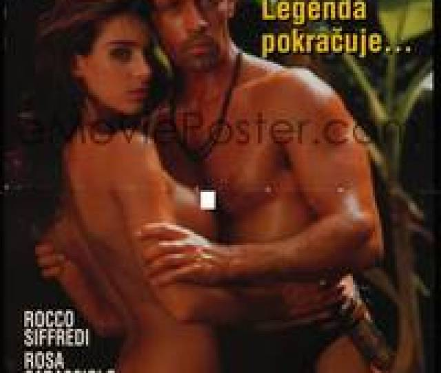 2w393 Tarzan X Shame Of Jane Czech 11x16 94 Joe Damatos