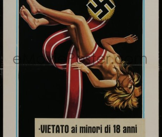 3t977 Ss Camp 5 Womens Hell Italian Locandina 1977 Ss Lager 5 Linferno Delle Donne Nazi